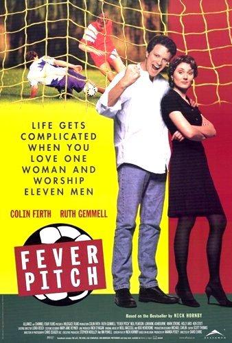 Fever Pitch kapak