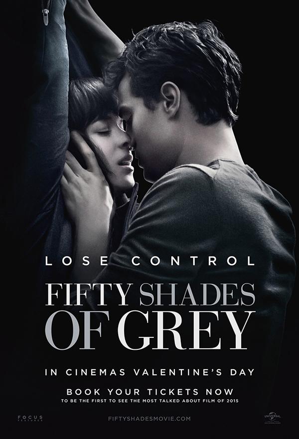 Fifty Shades of Grey kapak