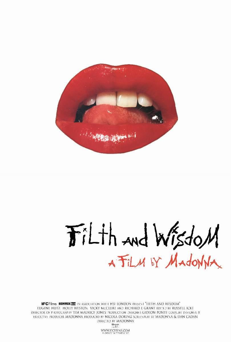 Filth and Wisdom kapak