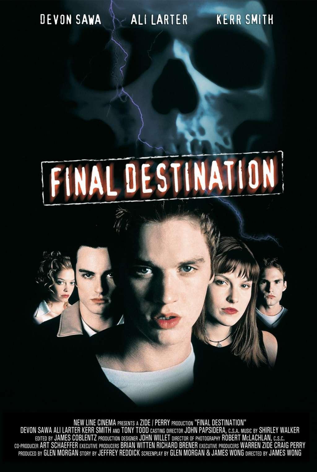 Final Destination kapak