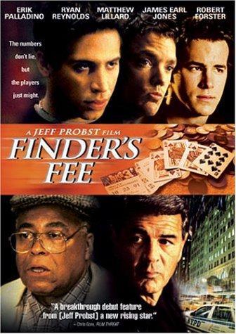 Finder's Fee kapak
