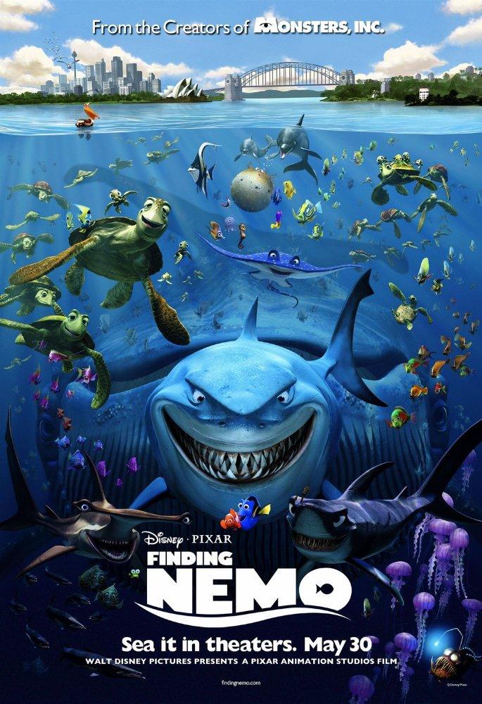 Finding Nemo kapak