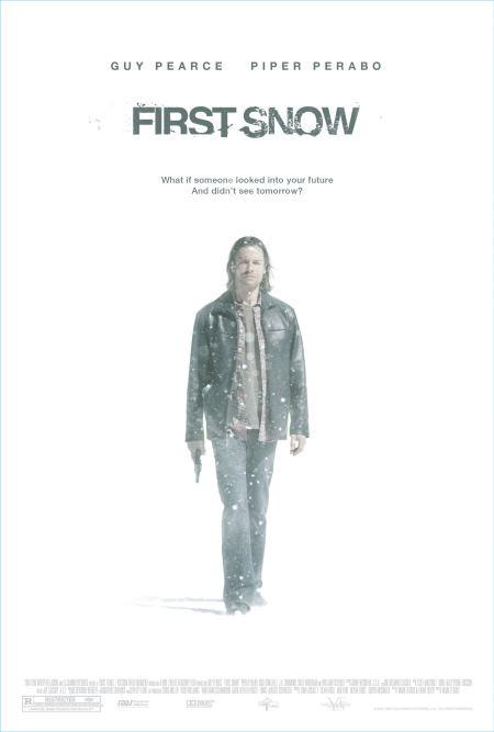 First Snow kapak