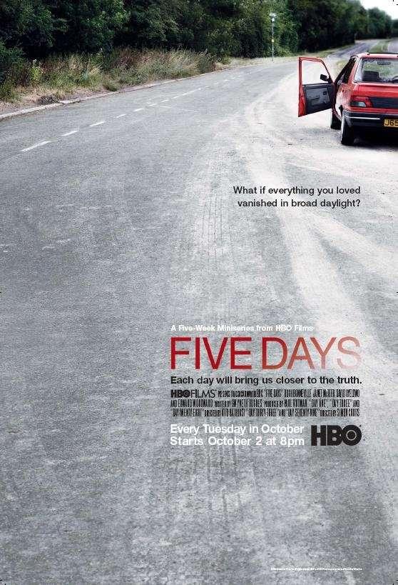 Five Days kapak