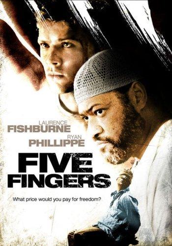 Five Fingers kapak