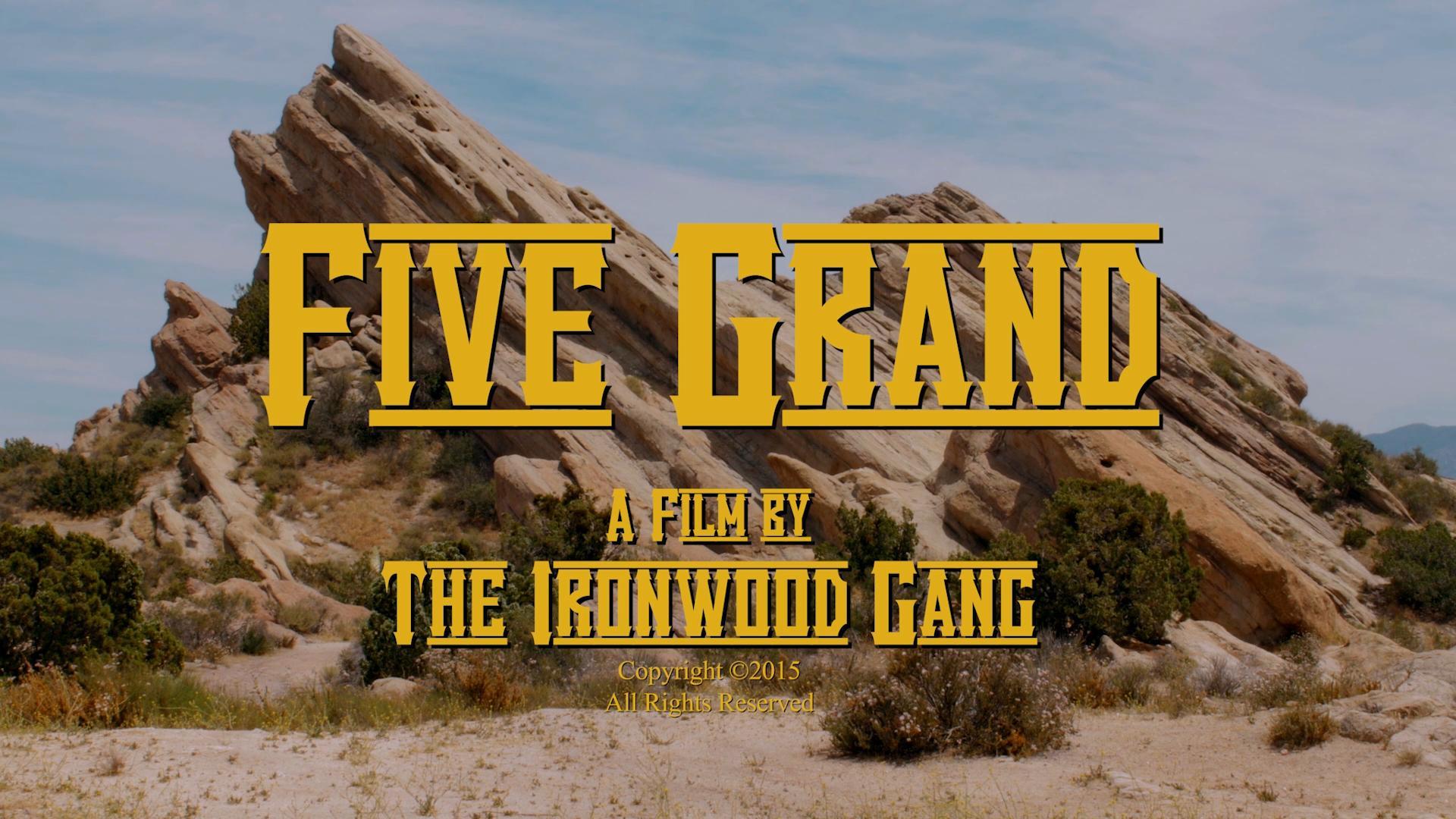 Five Grand kapak