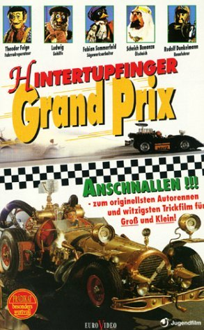 Flåklypa Grand Prix kapak