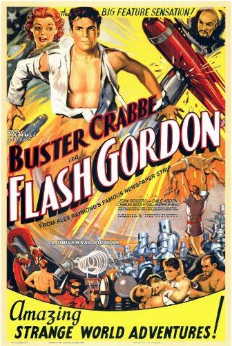 Flash Gordon kapak