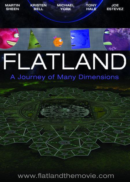 Flatland: The Movie kapak