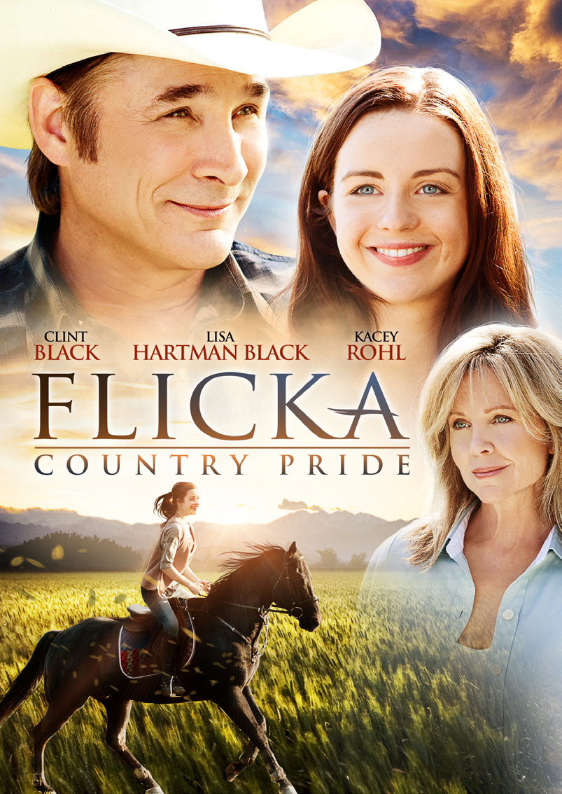 Flicka: Country Pride kapak