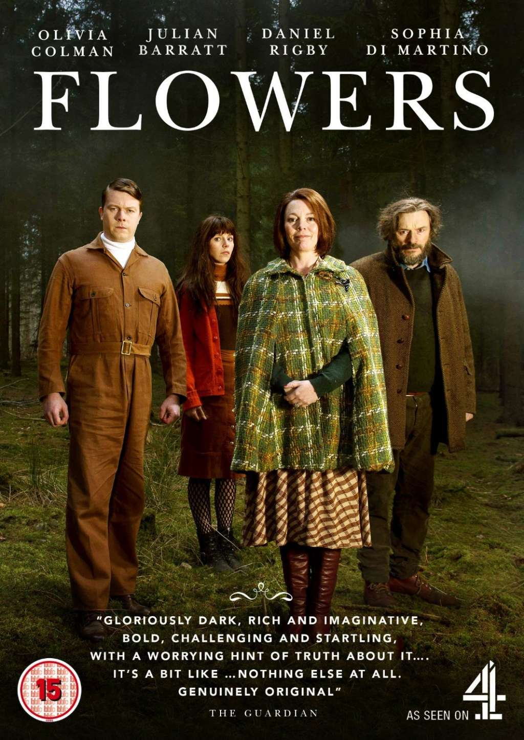 Flowers kapak
