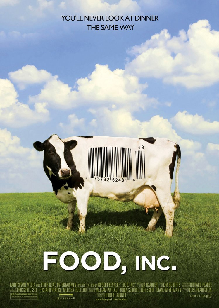 Food, Inc. kapak