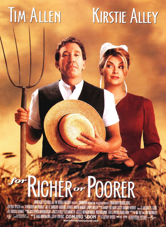 For Richer or Poorer kapak
