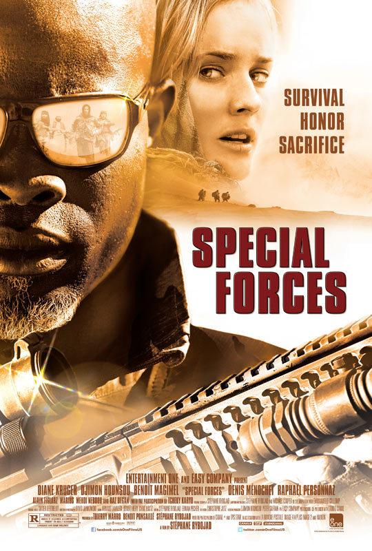 Forces spéciales kapak