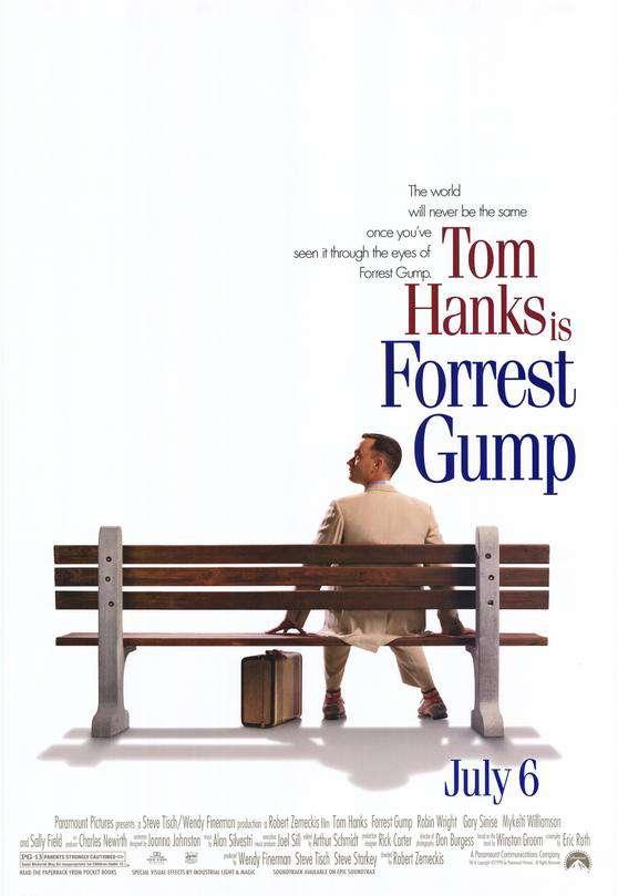 Forrest Gump kapak