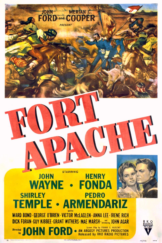 Fort Apache kapak