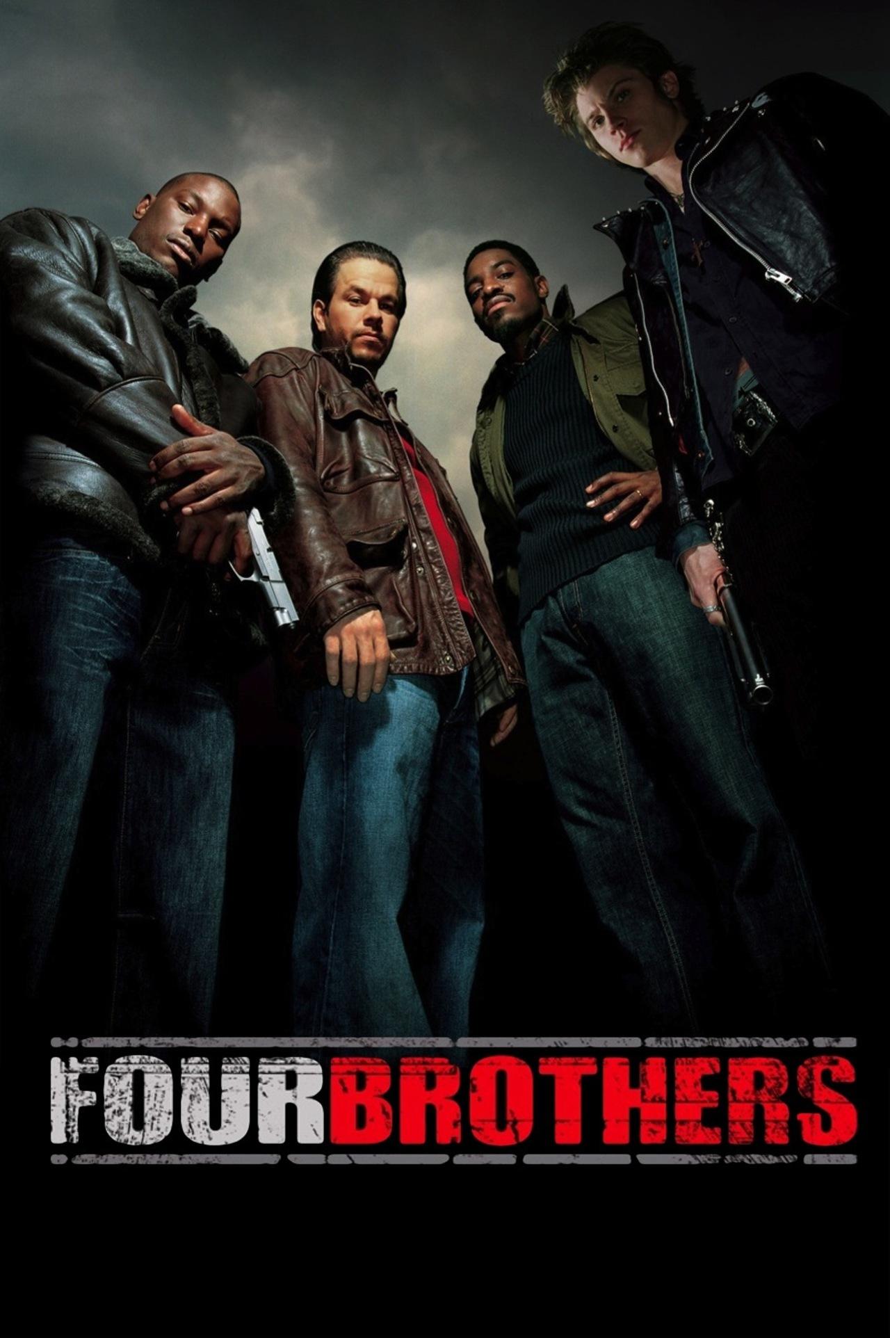 Four Brothers kapak