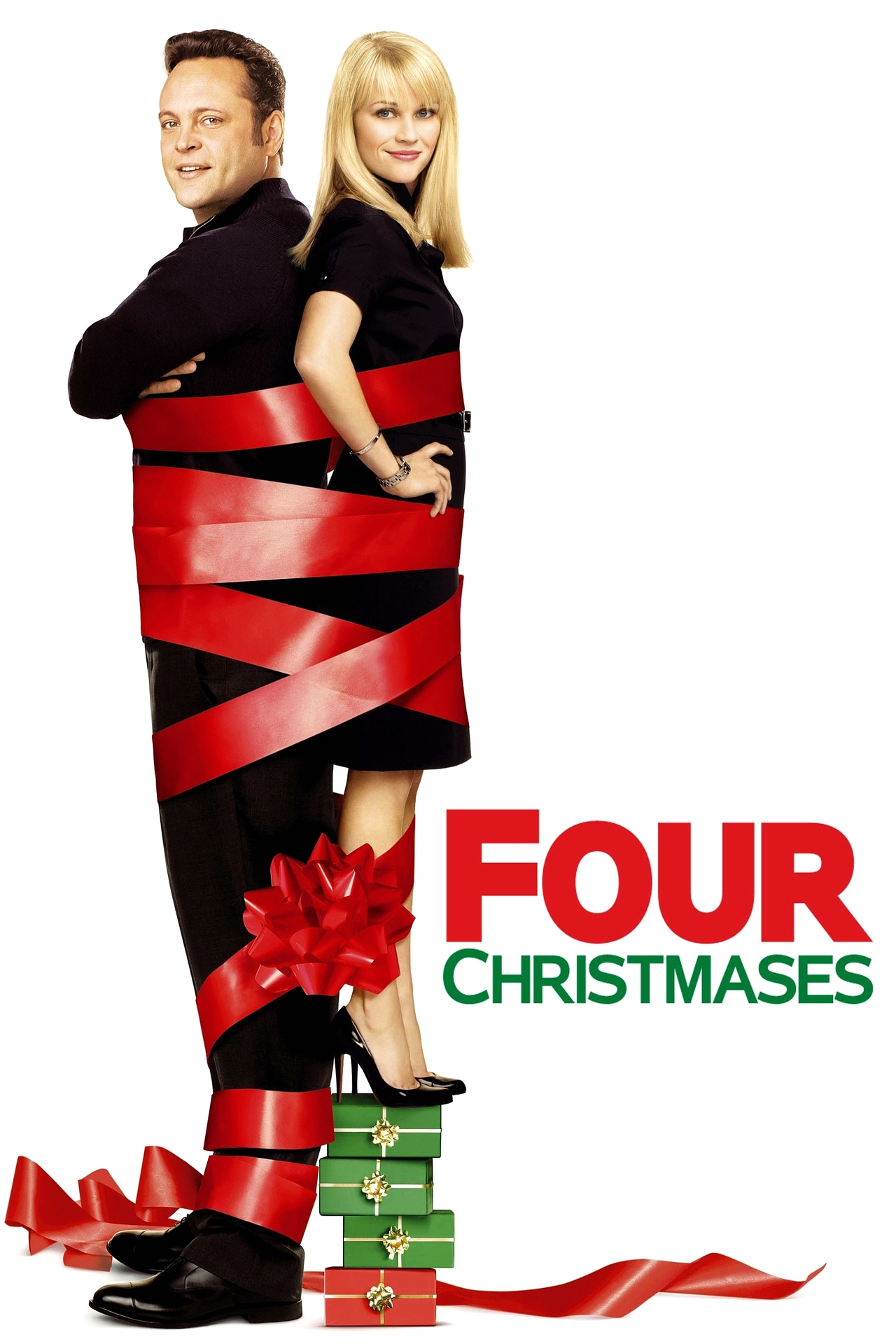 Four Christmases kapak