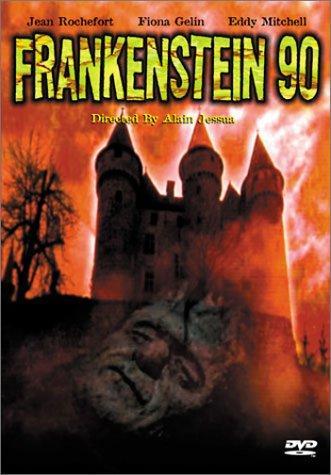 Frankenstein 90 kapak