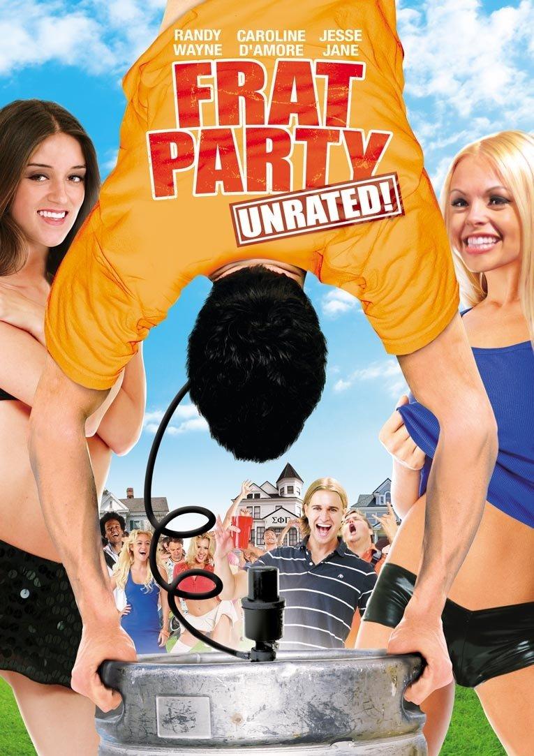 Frat Party kapak