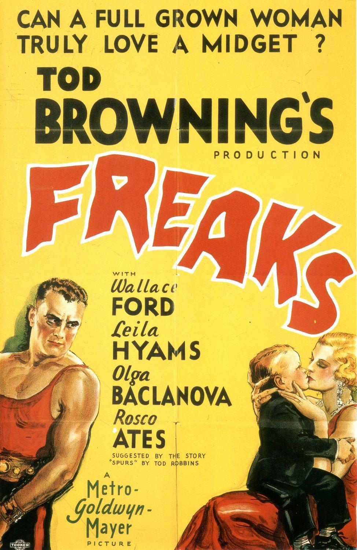 Freaks kapak