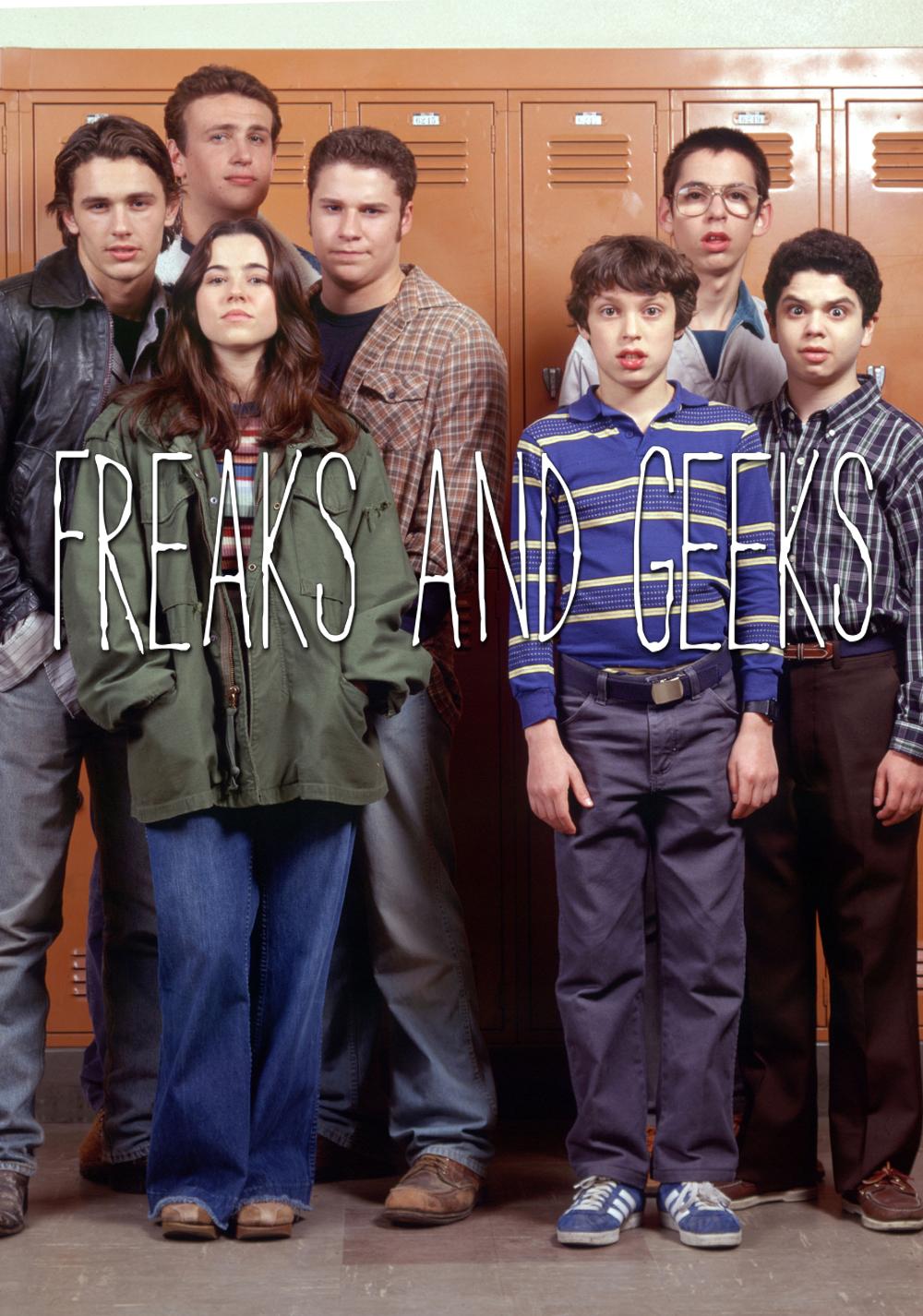 Freaks and Geeks kapak
