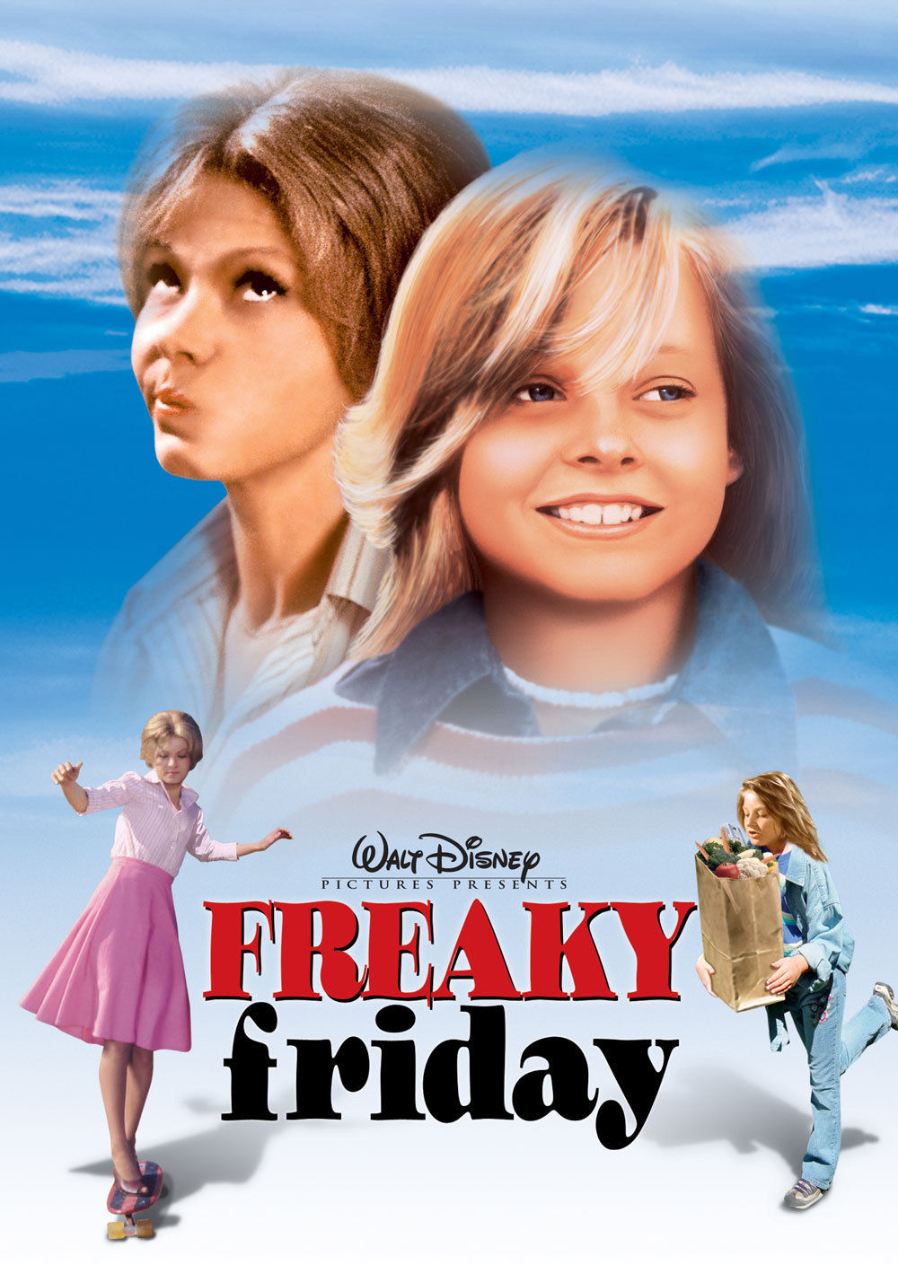 Freaky Friday kapak