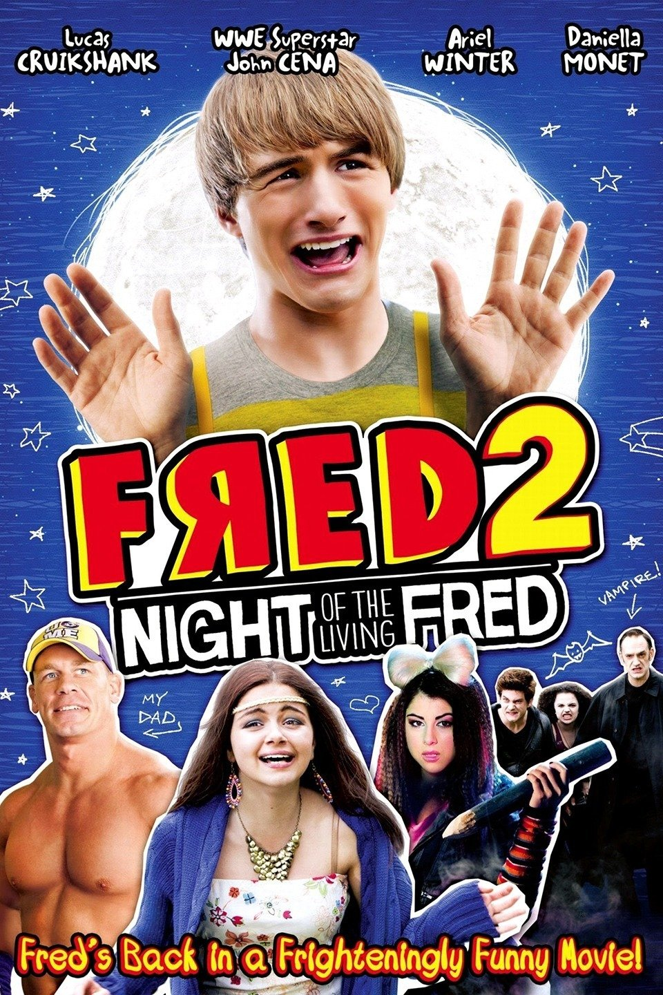 Fred 2: Night of the Living Fred kapak