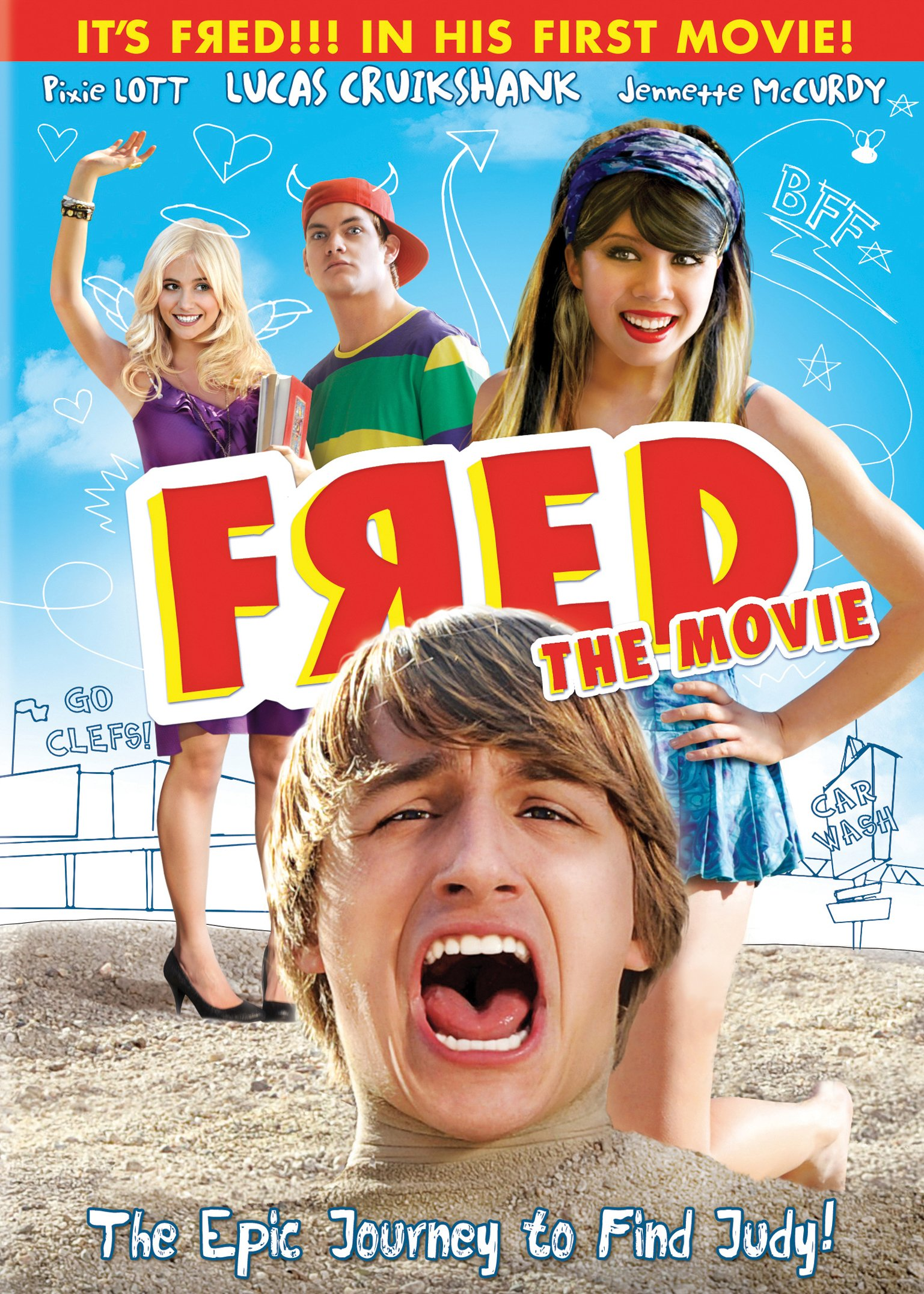 Fred: The Movie kapak