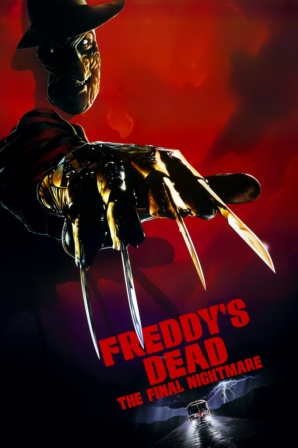 Freddy's Dead: The Final Nightmare kapak
