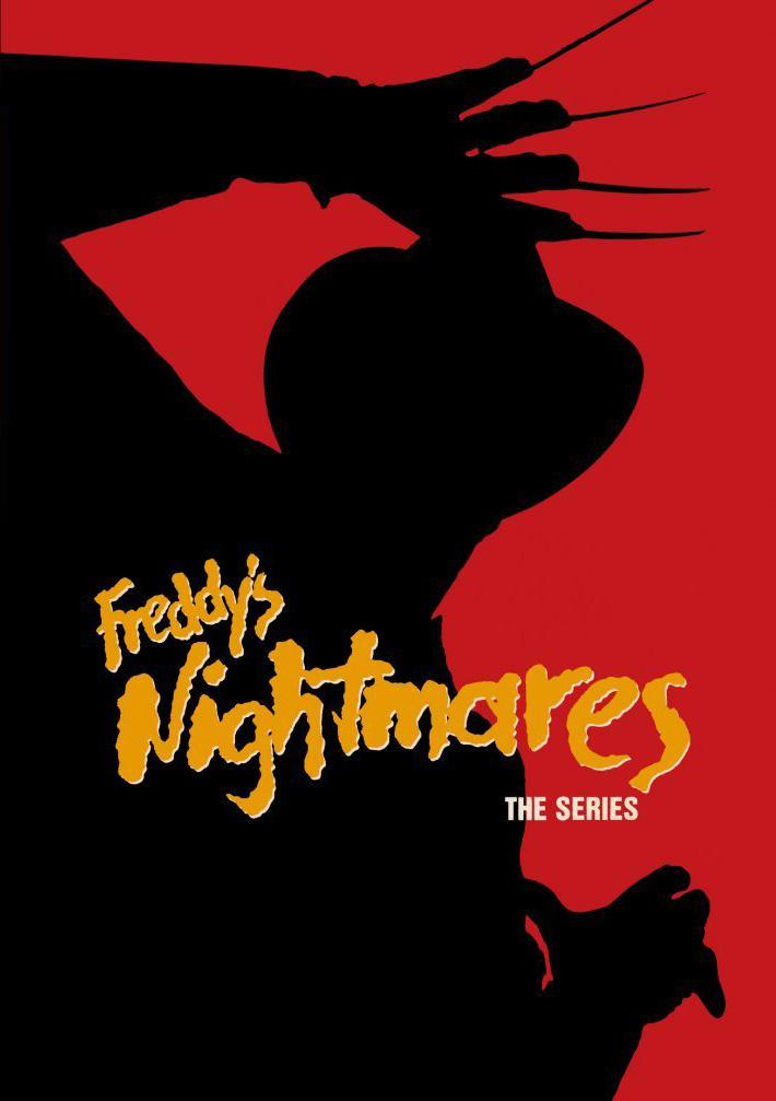 Freddy's Nightmares kapak