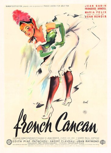 French Cancan kapak