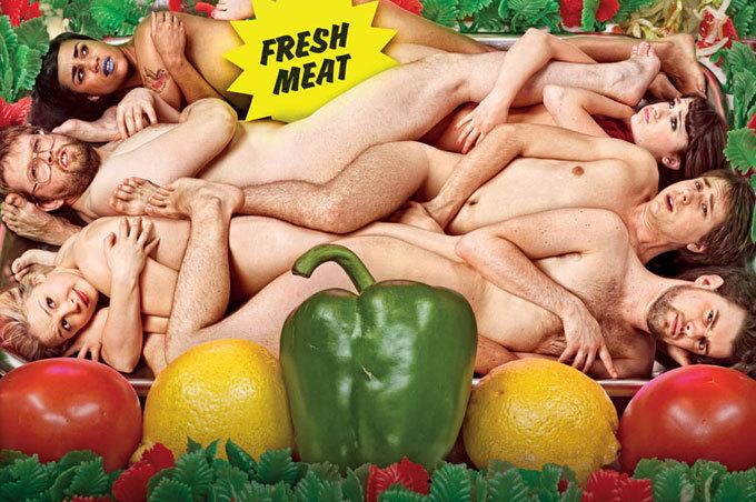 Fresh Meat kapak