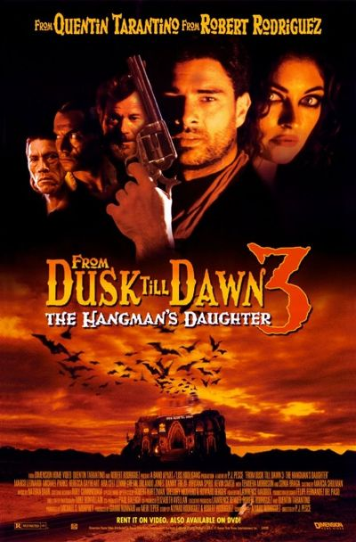 From Dusk Till Dawn 3: The Hangman's Daughter kapak