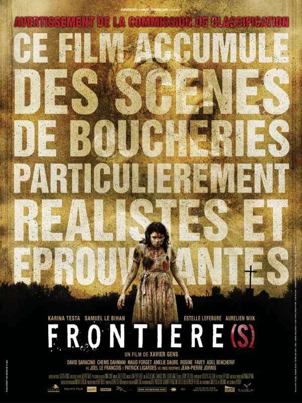 Frontier(s) kapak