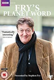 Fry's Planet Word kapak