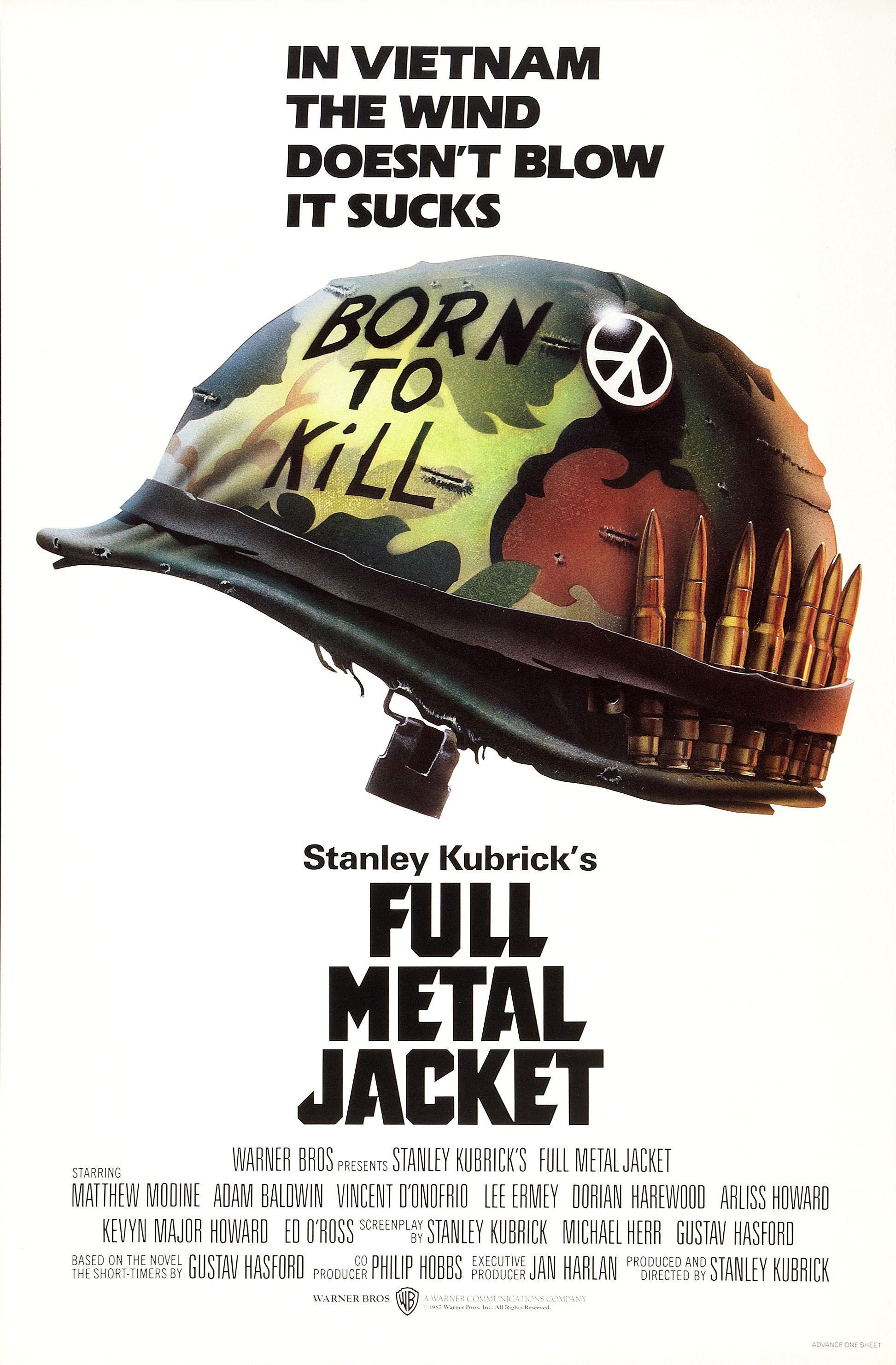 Full Metal Jacket kapak
