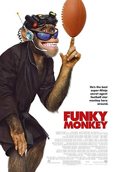 Funky Monkey kapak