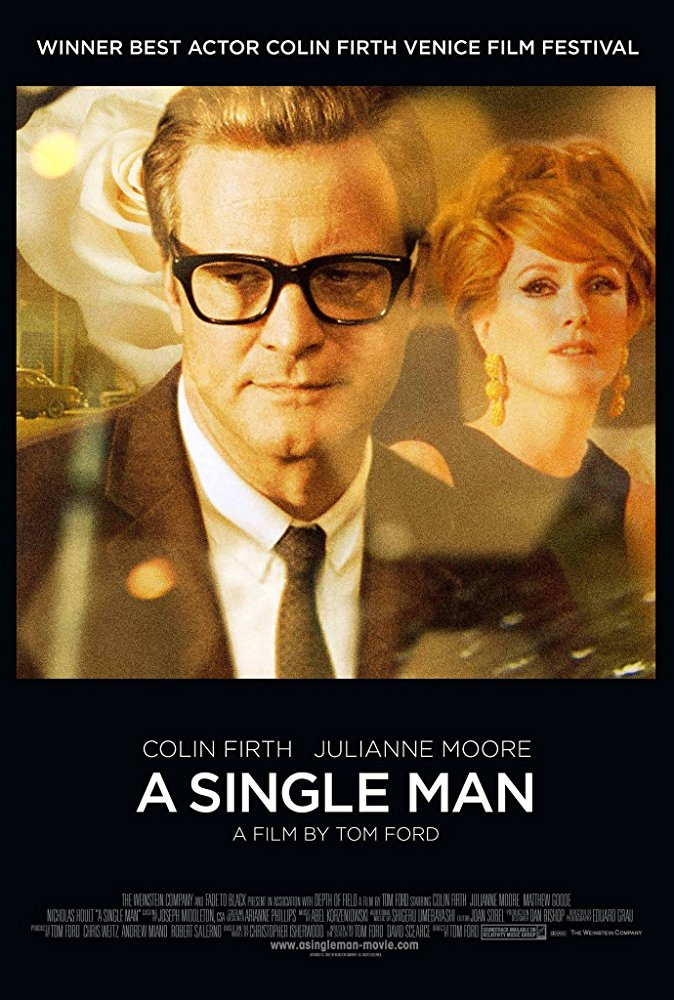 A Single Man kapak