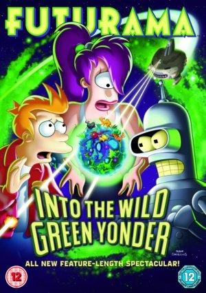 Futurama: Into the Wild Green Yonder kapak
