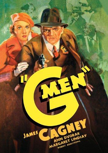'G' Men kapak