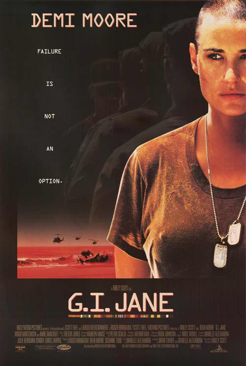 G.I. Jane kapak