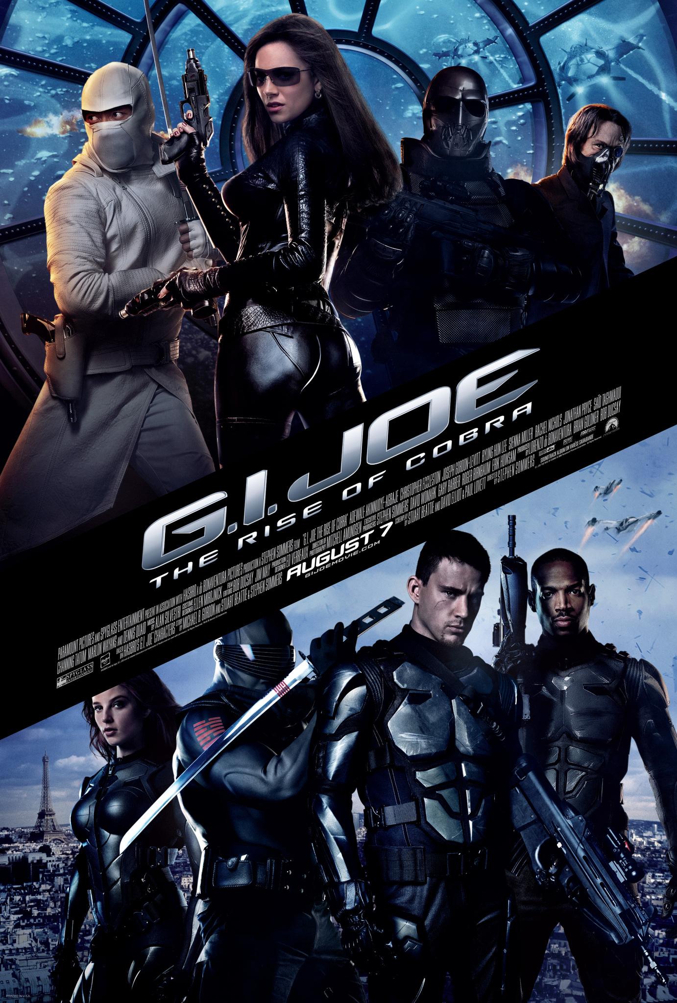G.I. Joe: The Rise of Cobra kapak