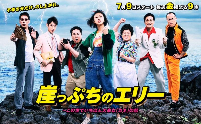 Gakeppuchi no Eri kapak