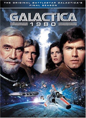 Galactica 1980 kapak