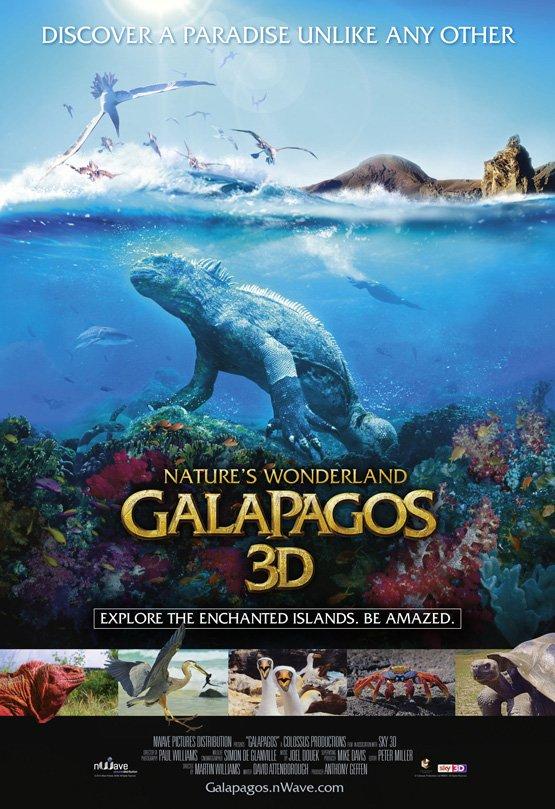 Galapagos 3D kapak