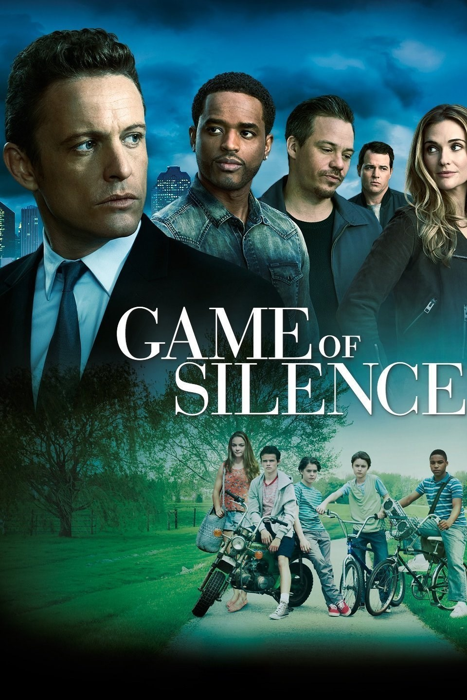 Game of Silence kapak