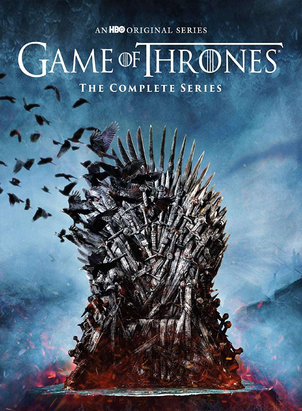 Game of Thrones kapak