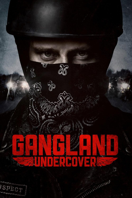 Gangland Undercover kapak