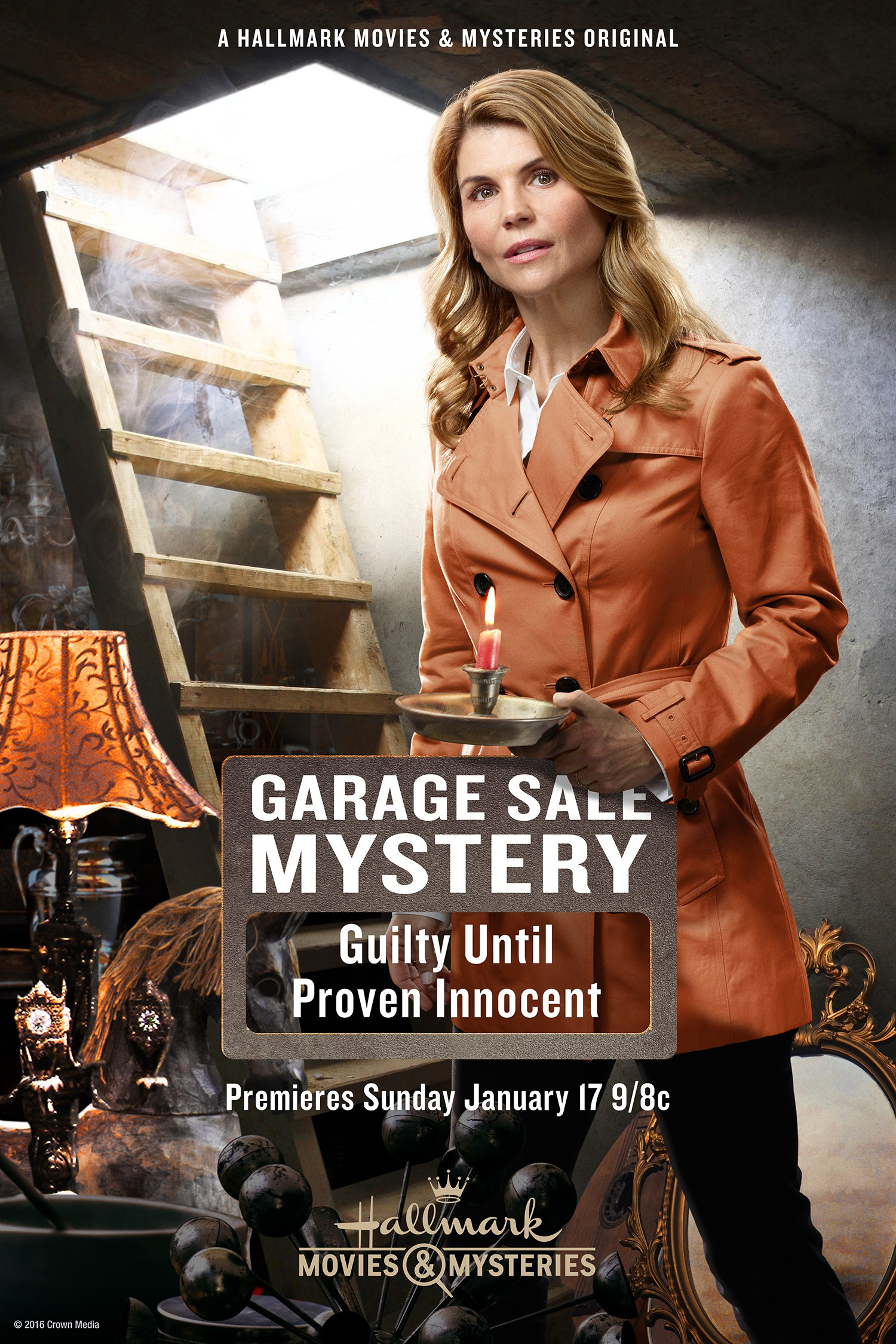 Garage Sale Mystery: Guilty Until Proven Innocent kapak